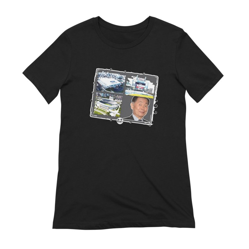 Lions, and Tigers and Bears, Oh my. Women's Extra Soft T-Shirt by WTAFGear's Artist Shop