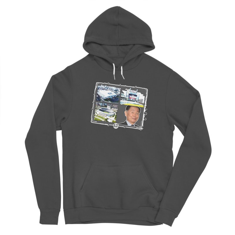 Lions, and Tigers and Bears, Oh my. Women's Pullover Hoody by WTAFGear's Artist Shop