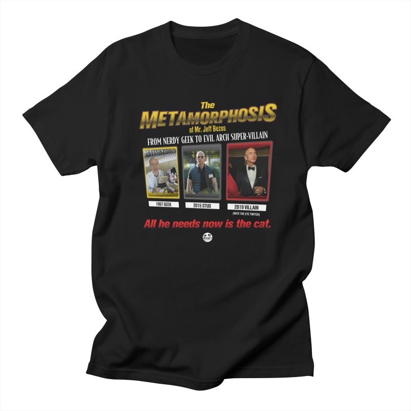 Evil Geek Men's T-Shirt by WTAFGear's Artist Shop
