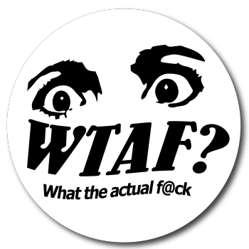 WTAFGear's Artist Shop Logo