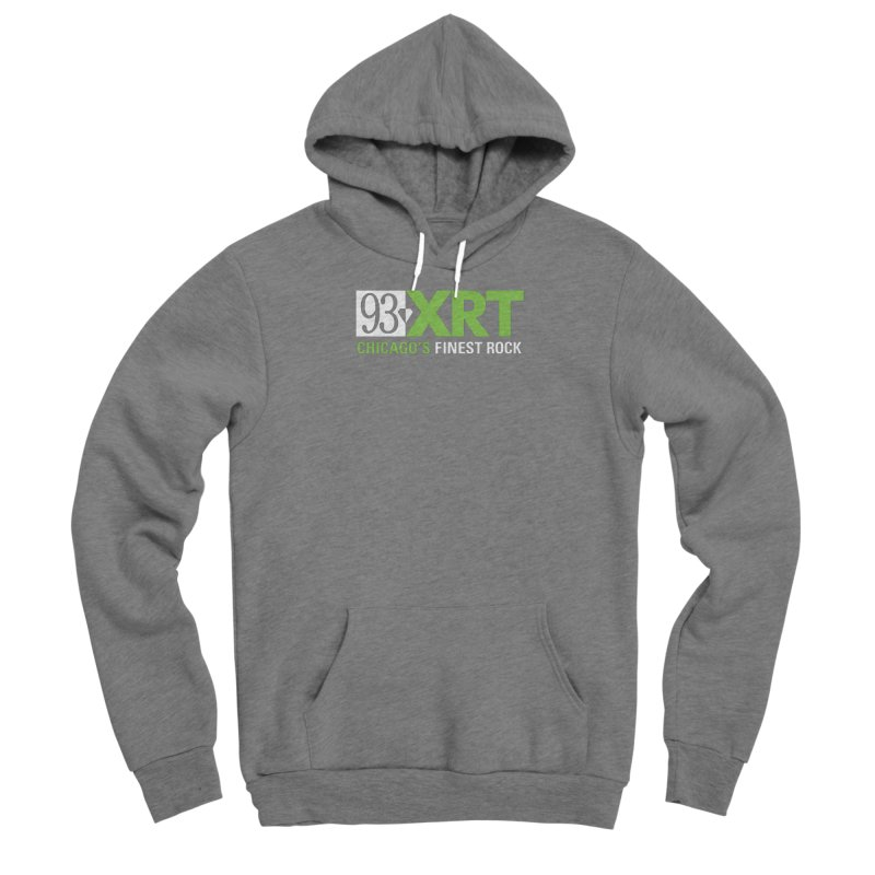 Chicago's Finest Rock Women's Pullover Hoody by 93XRT
