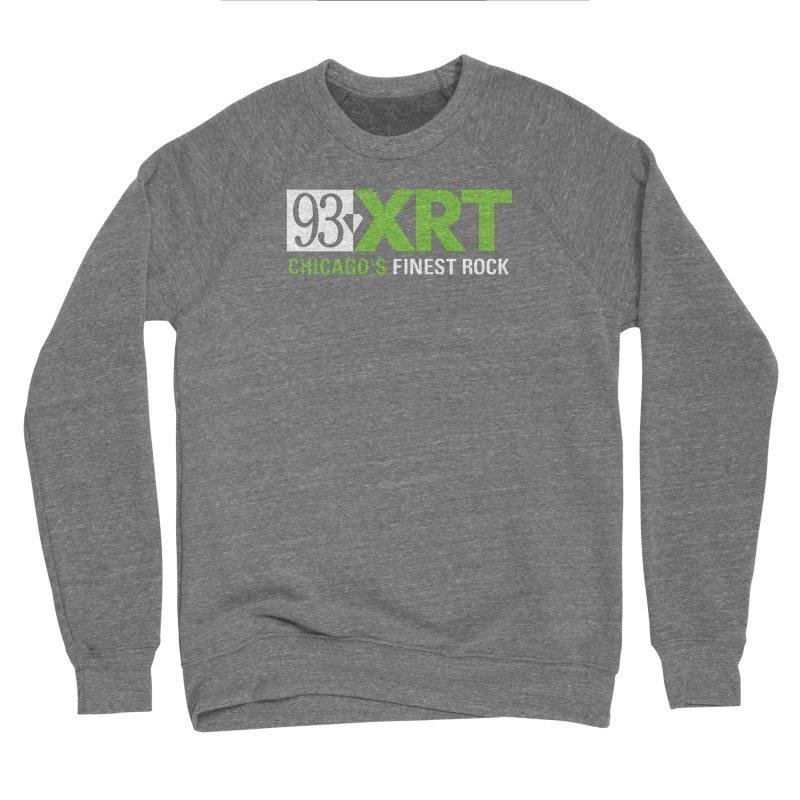 Chicago's Finest Rock Men's Sponge Fleece Sweatshirt by 93XRT