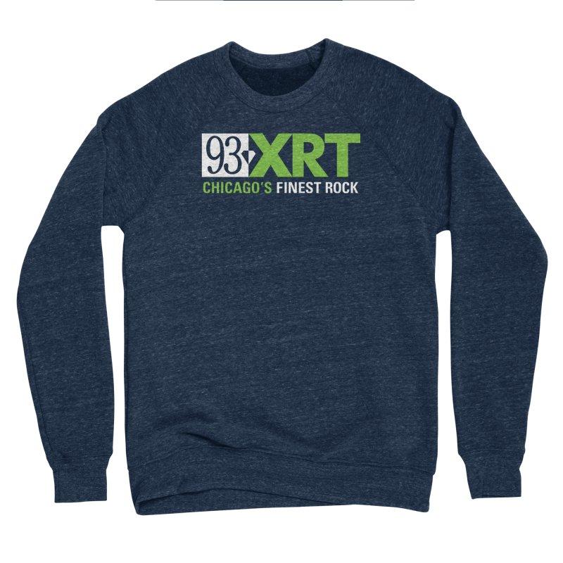 Chicago's Finest Rock Women's Sponge Fleece Sweatshirt by 93XRT
