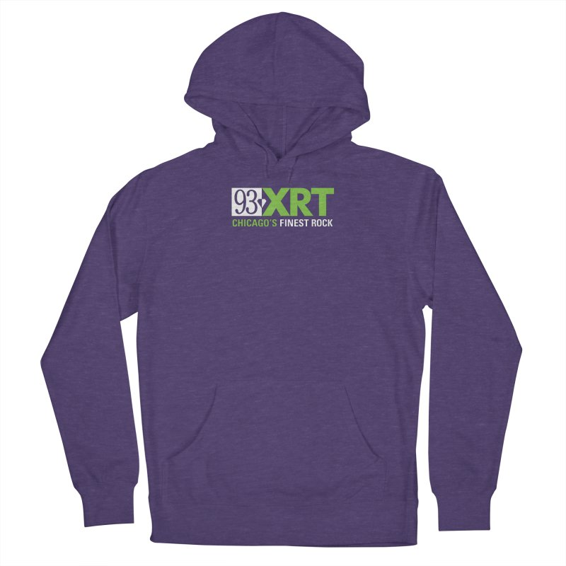 Chicago's Finest Rock Men's Pullover Hoody by 93XRT