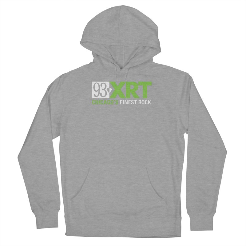 Chicago's Finest Rock Men's French Terry Pullover Hoody by 93XRT