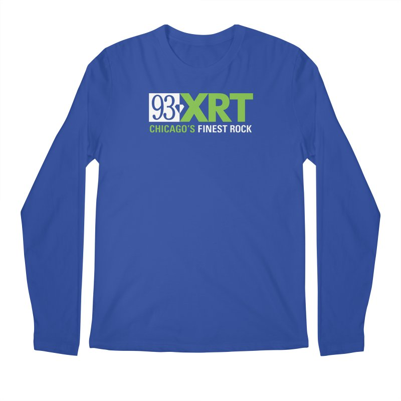 Chicago's Finest Rock Men's Longsleeve T-Shirt by 93XRT