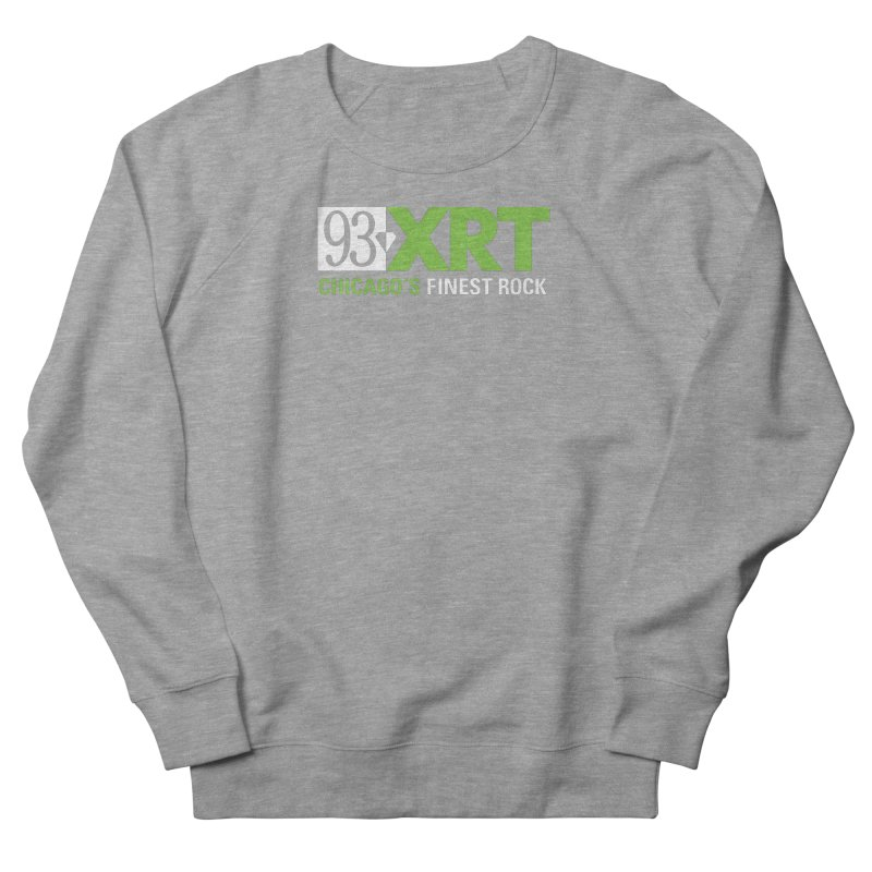 Chicago's Finest Rock Women's French Terry Sweatshirt by 93XRT