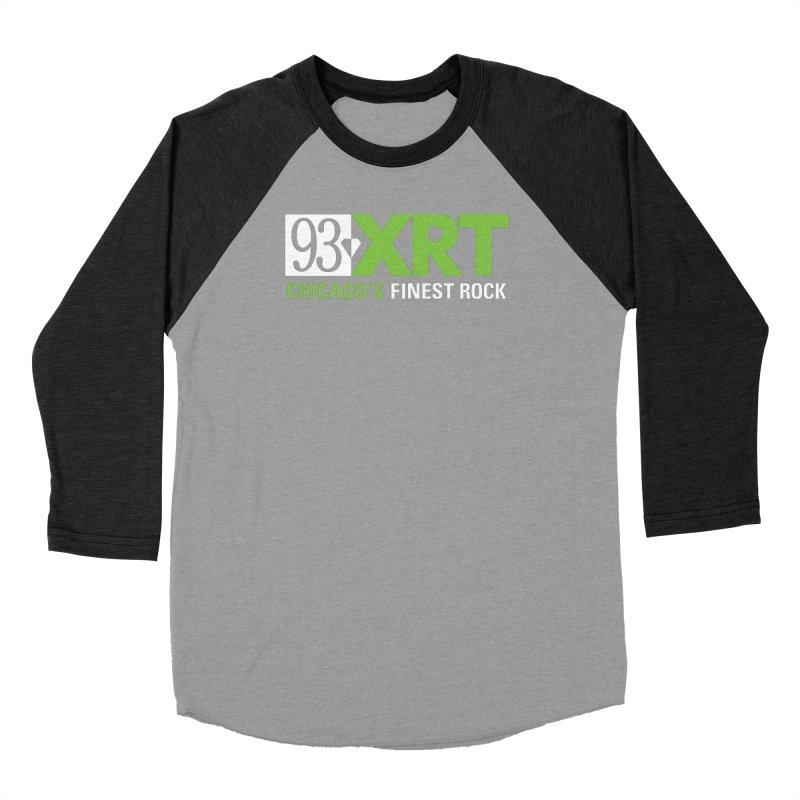 Chicago's Finest Rock Women's Baseball Triblend Longsleeve T-Shirt by 93XRT