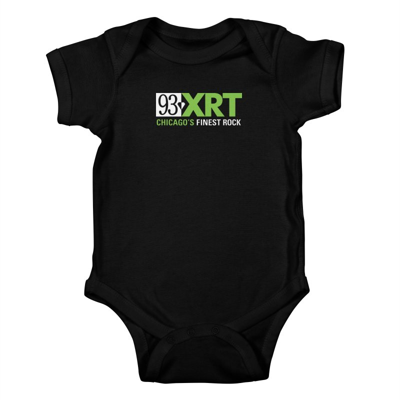 Chicago's Finest Rock Kids Baby Bodysuit by 93XRT