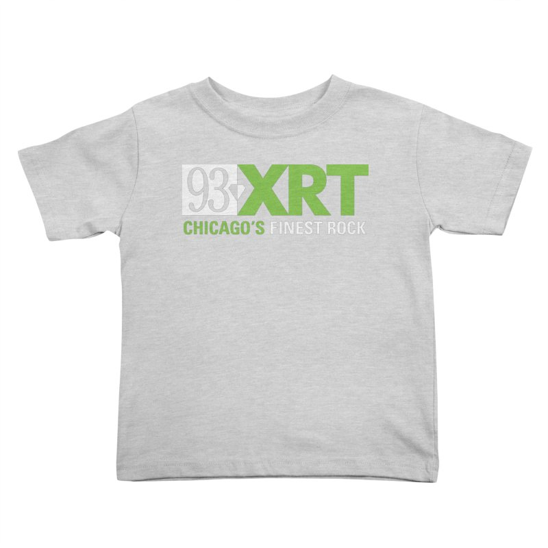Chicago's Finest Rock Kids Toddler T-Shirt by 93XRT