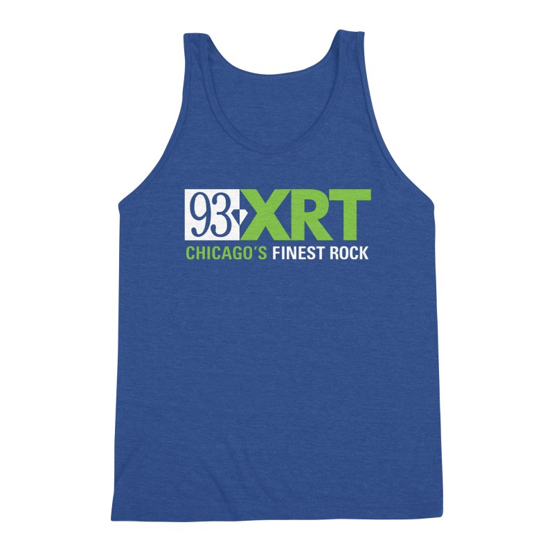 Chicago's Finest Rock Men's Tank by 93XRT