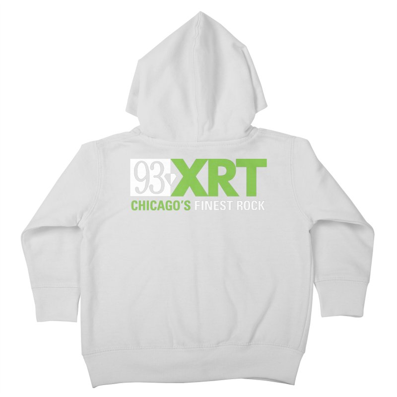 Chicago's Finest Rock Kids Toddler Zip-Up Hoody by 93XRT