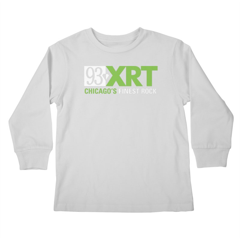 Chicago's Finest Rock Kids Longsleeve T-Shirt by 93XRT