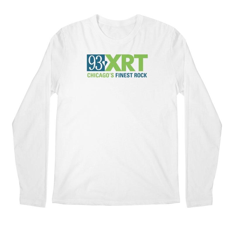 Chicago's Finest Rock Men's Regular Longsleeve T-Shirt by 93XRT