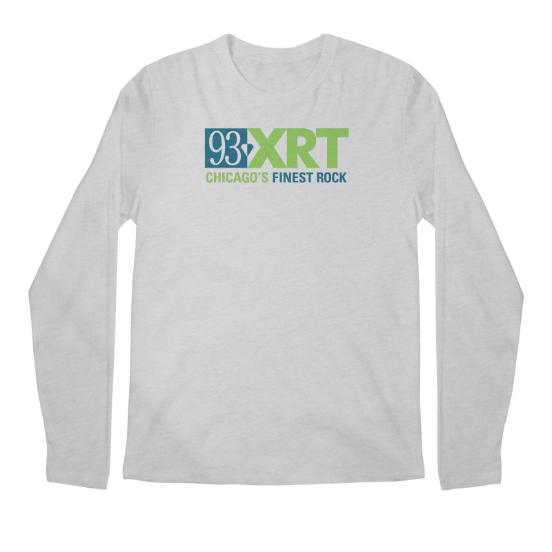Chicago's Finest Rock Men's Regular Longsleeve T-Shirt by 93XRT