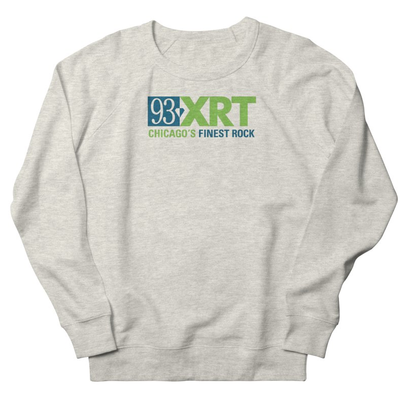 Chicago's Finest Rock Men's French Terry Sweatshirt by 93XRT