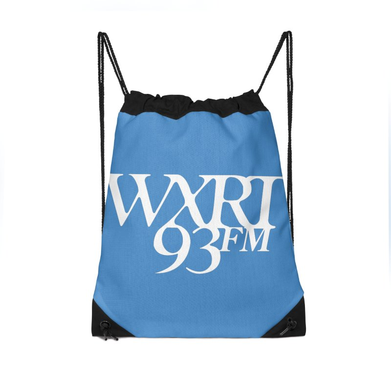 93FM Accessories Drawstring Bag Bag by 93XRT