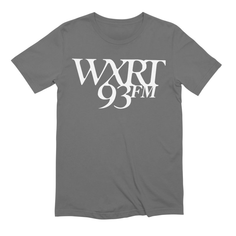 93FM Men's T-Shirt by 93XRT