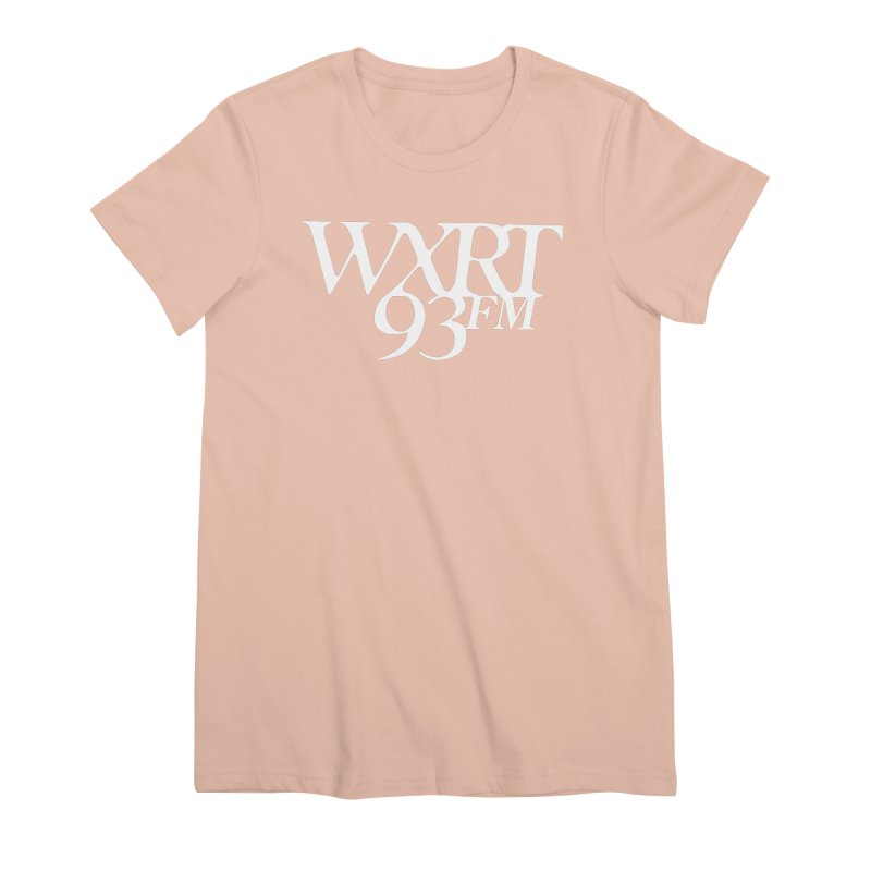 93FM Women's Premium T-Shirt by 93XRT