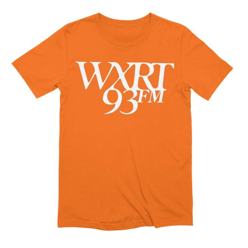 93FM Men's Extra Soft T-Shirt by 93XRT