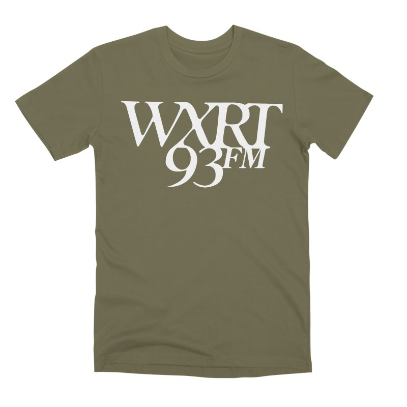 93FM Men's Premium T-Shirt by 93XRT