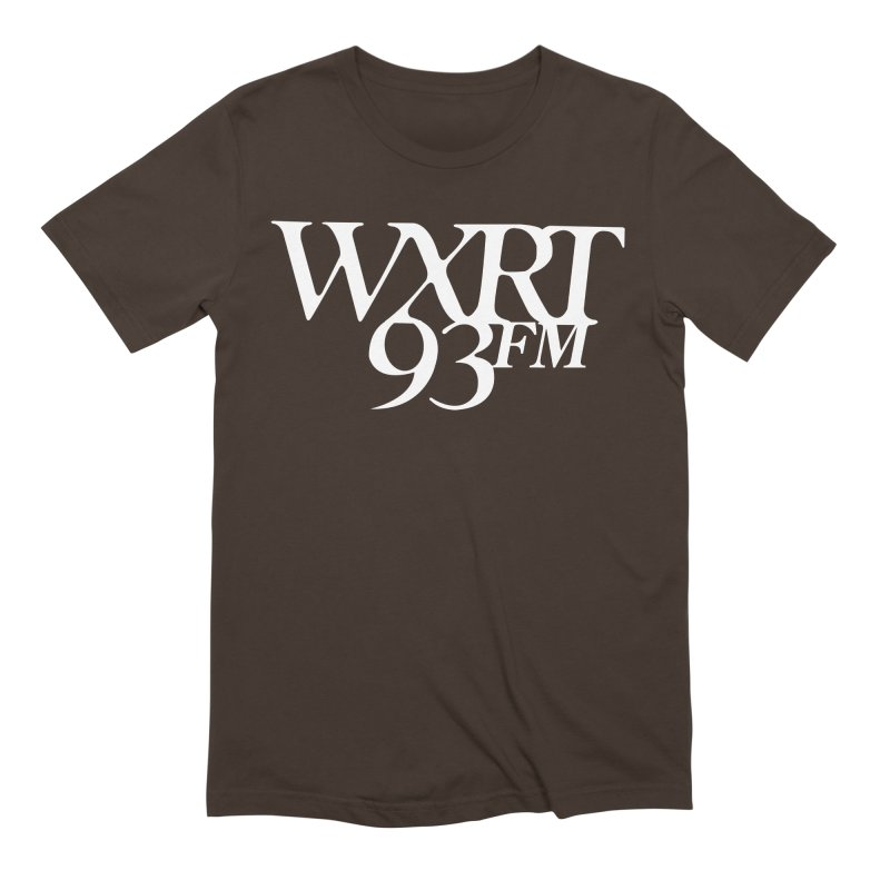 93FM Men's Extra Soft T-Shirt by 93XRT