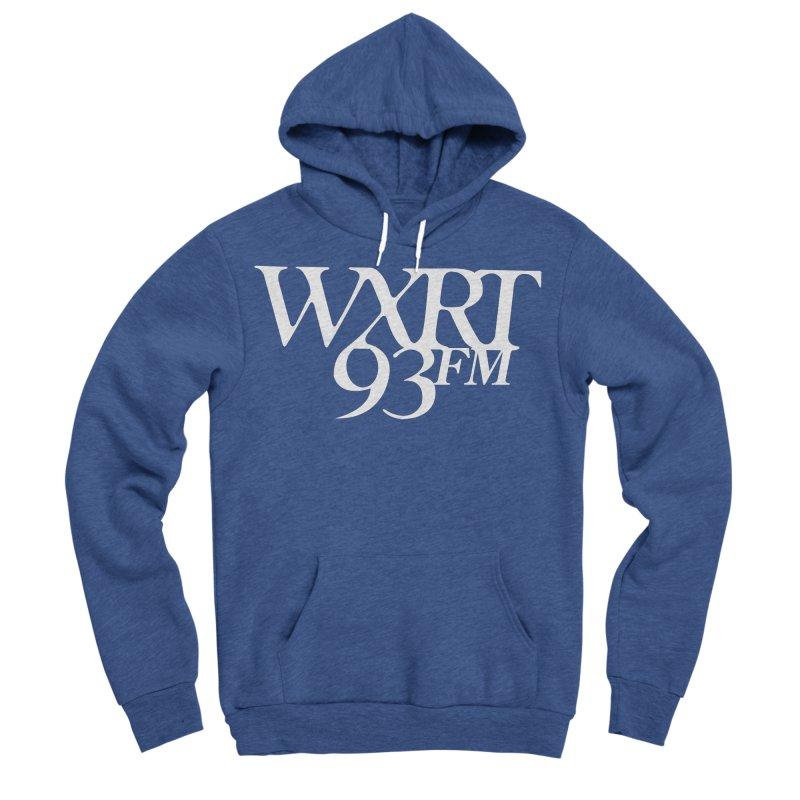 93FM Women's Sponge Fleece Pullover Hoody by 93XRT