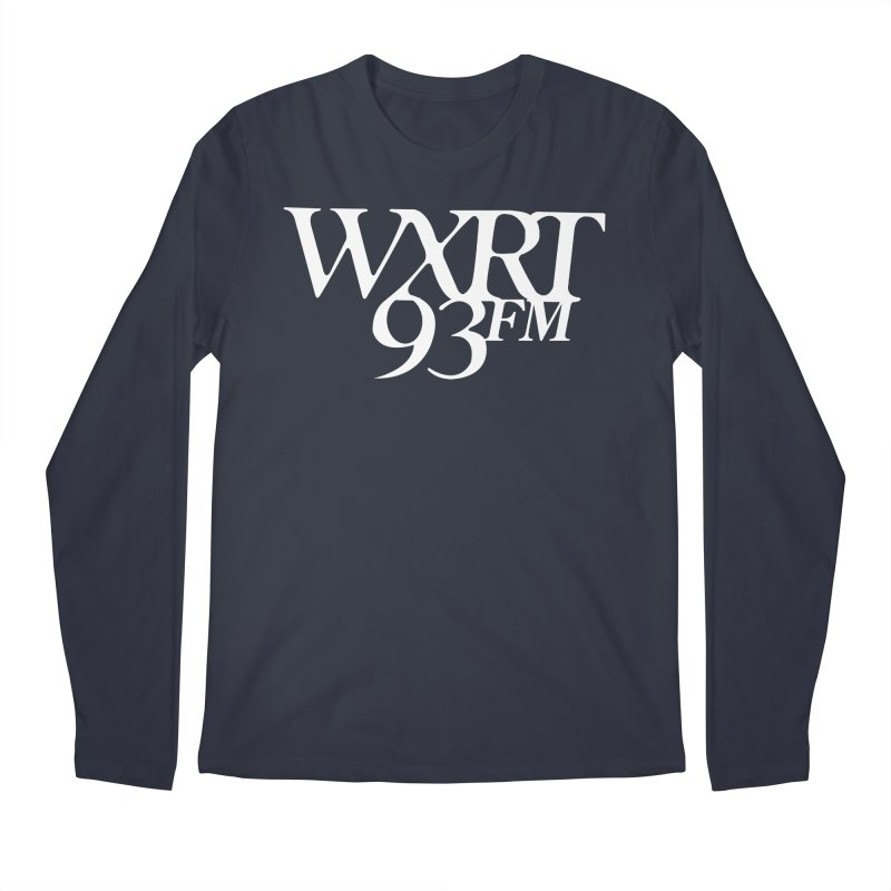 93FM Men's Regular Longsleeve T-Shirt by 93XRT