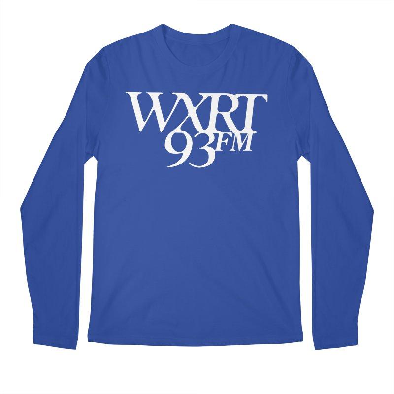 93FM Men's Regular Longsleeve T-Shirt by 93XRT