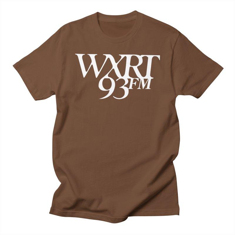 93FM Men's T-Shirt by WXRT's Artist Shop