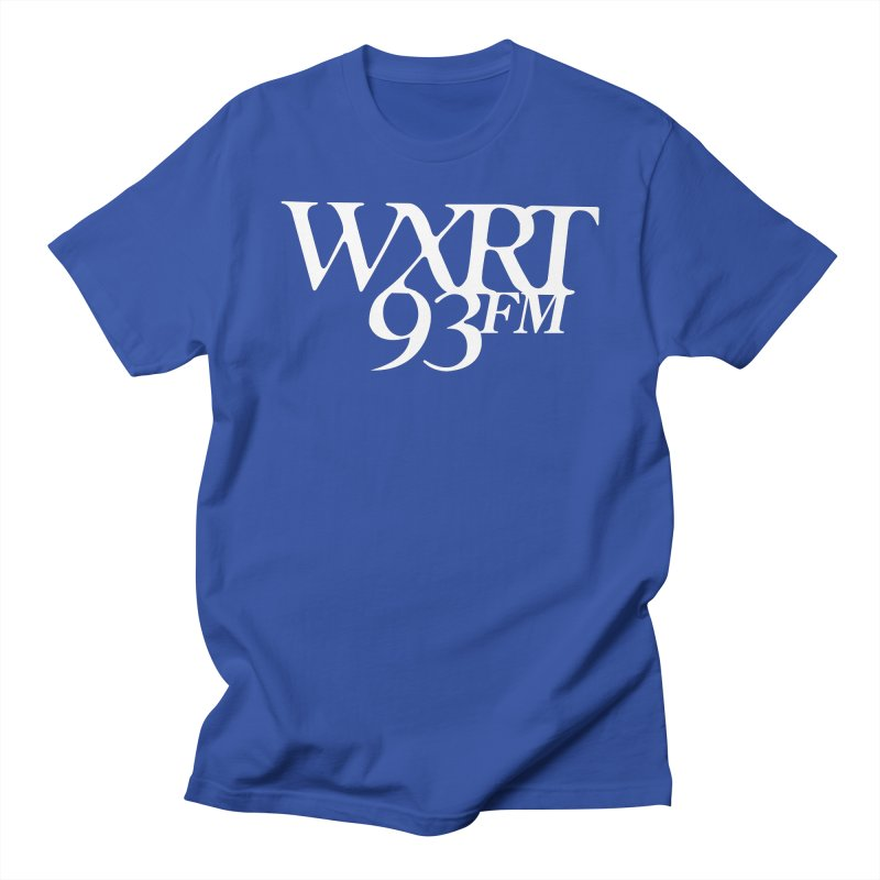 93FM Women's Regular Unisex T-Shirt by WXRT's Artist Shop