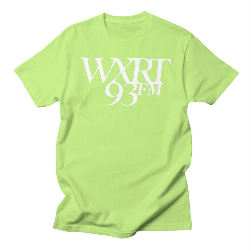 93FM Women's Regular Unisex T-Shirt by 93XRT