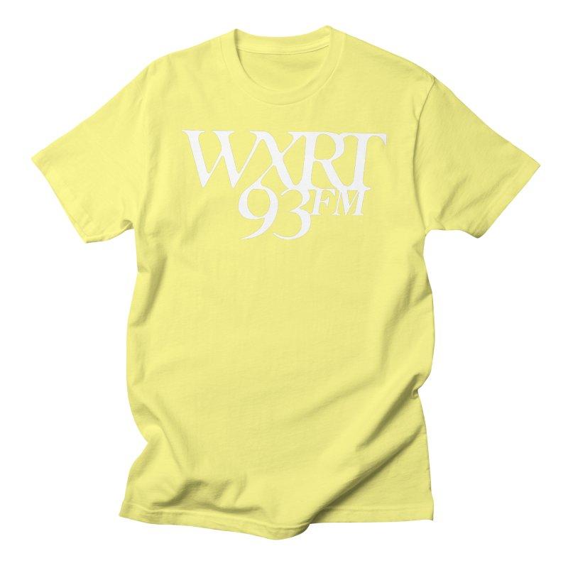 93FM Men's Regular T-Shirt by 93XRT