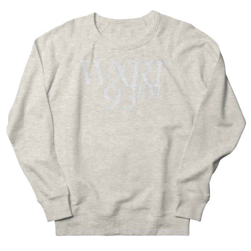 93FM Men's French Terry Sweatshirt by 93XRT