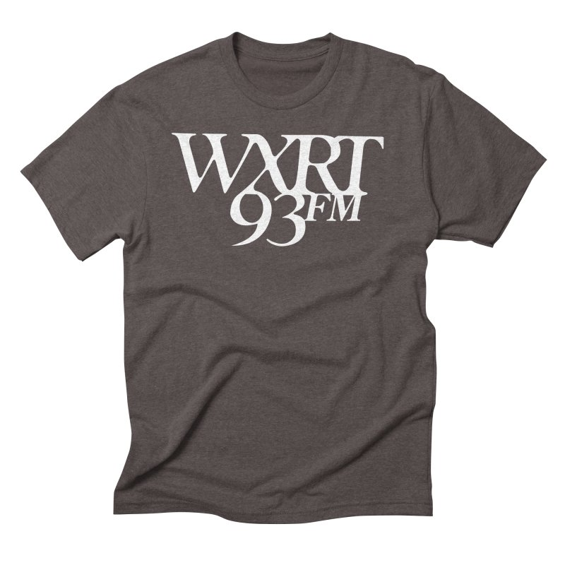 93FM Men's Triblend T-Shirt by 93XRT