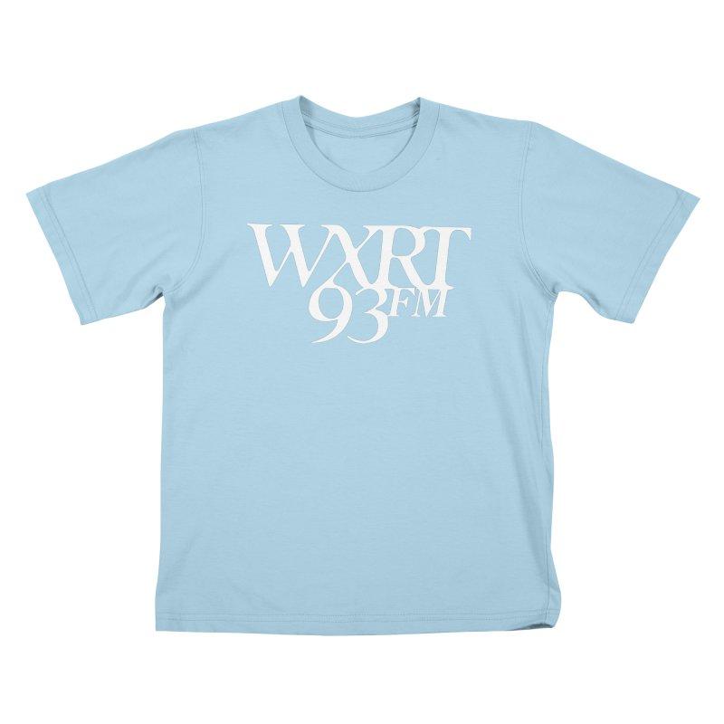 93FM Kids T-Shirt by 93XRT