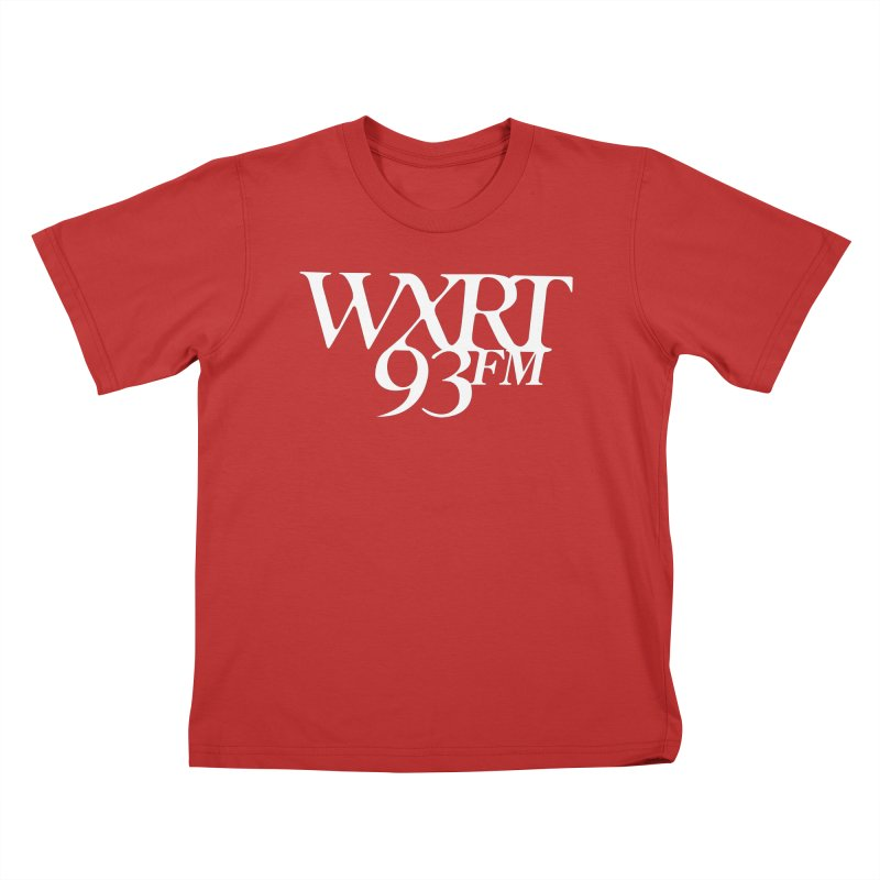 93FM Kids T-Shirt by 93XRT