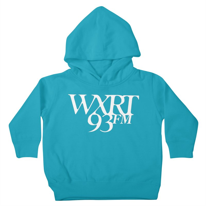 93FM Kids Toddler Pullover Hoody by 93XRT