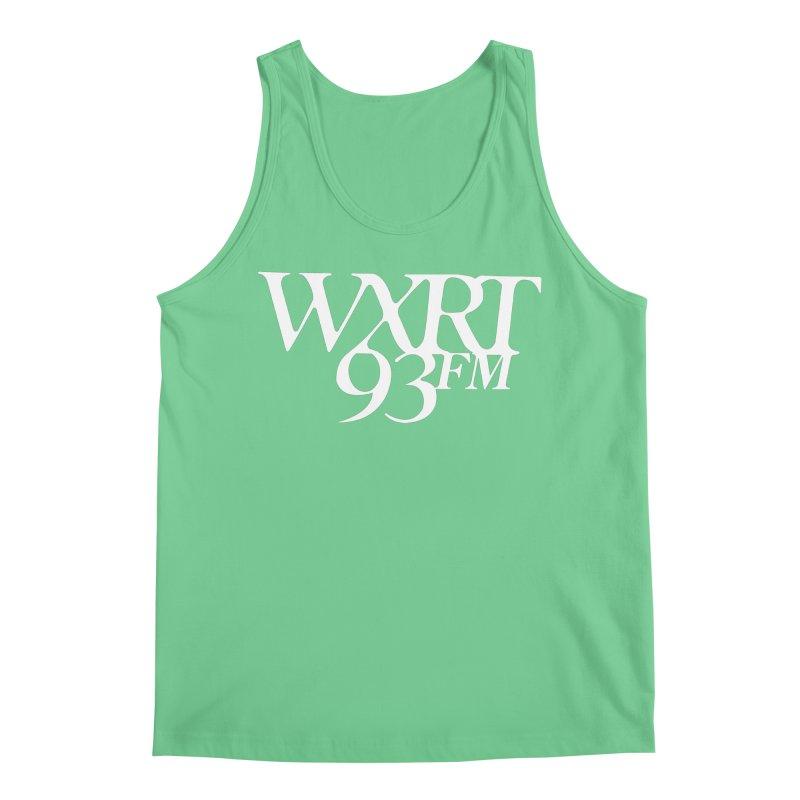 93FM Men's Regular Tank by 93XRT