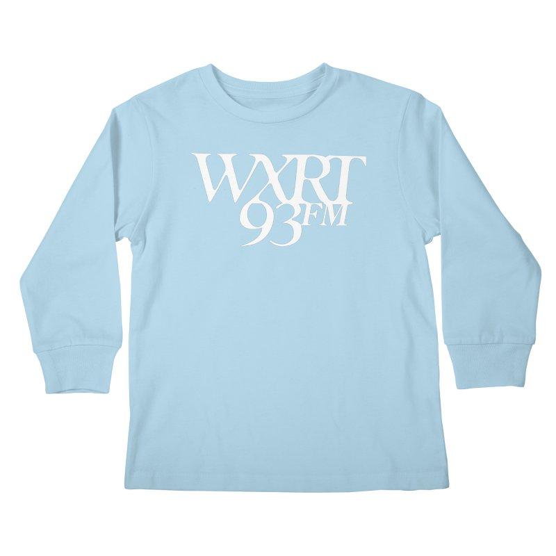 93FM Kids Longsleeve T-Shirt by 93XRT