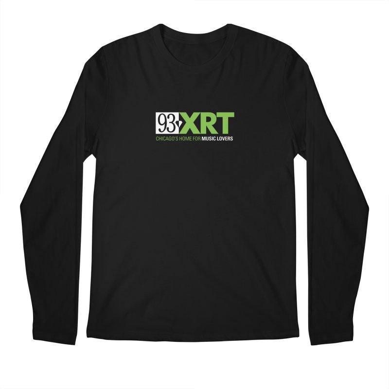 Chicago's Home for Music Lovers Men's Regular Longsleeve T-Shirt by 93XRT