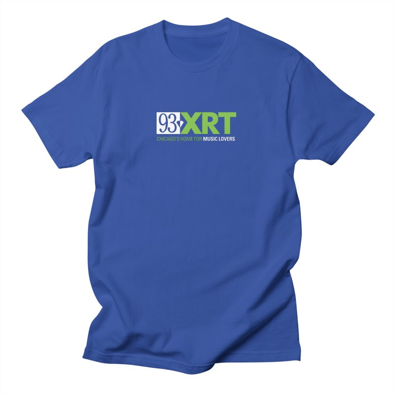 Chicago's Home for Music Lovers Men's T-Shirt by 93XRT