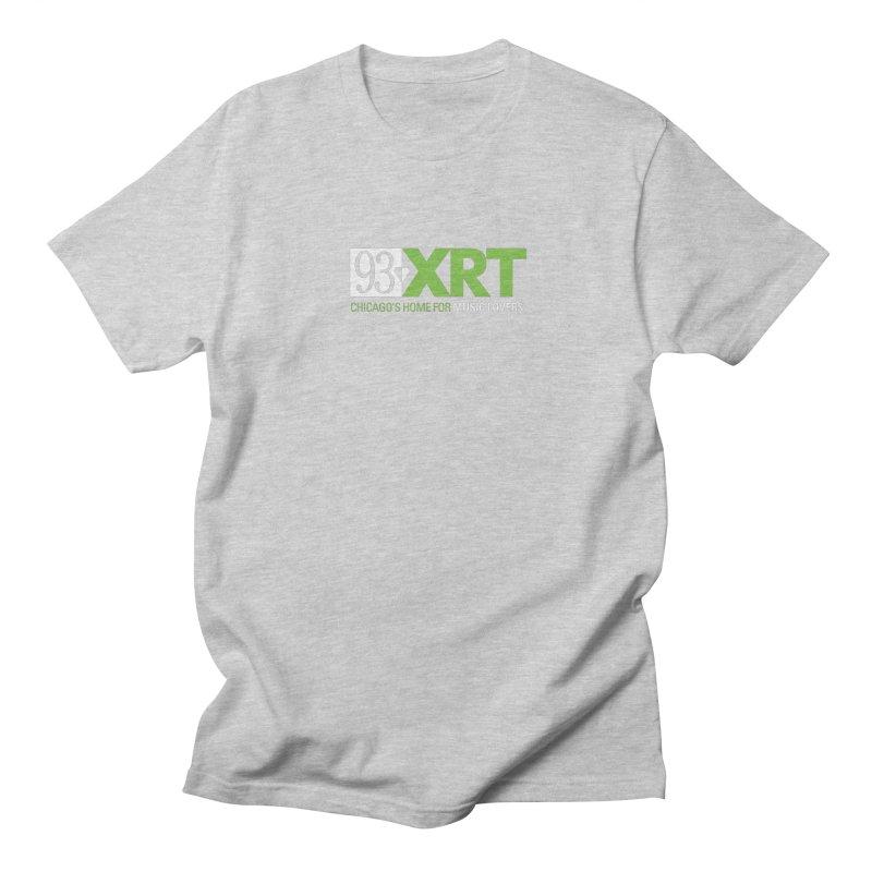 Chicago's Home for Music Lovers Men's Regular T-Shirt by WXRT's Artist Shop
