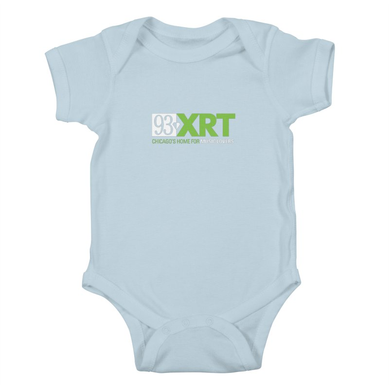 Chicago's Home for Music Lovers Kids Baby Bodysuit by WXRT's Artist Shop