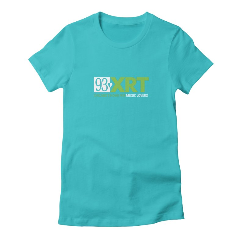 Chicago's Home for Music Lovers Women's T-Shirt by 93XRT