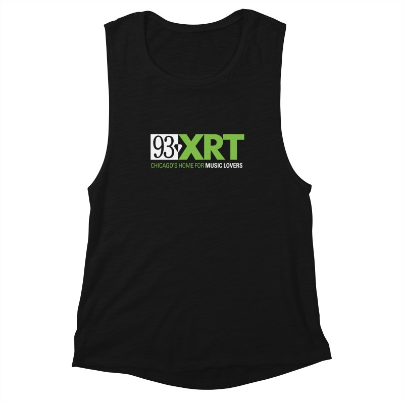 Chicago's Home for Music Lovers Women's Tank by 93XRT