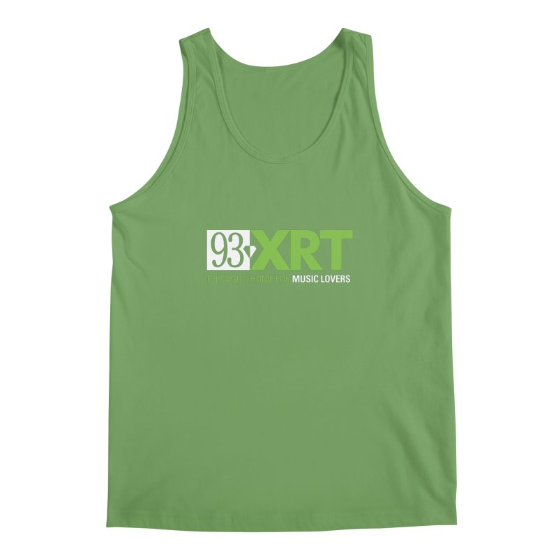 Chicago's Home for Music Lovers Men's Tank by 93XRT