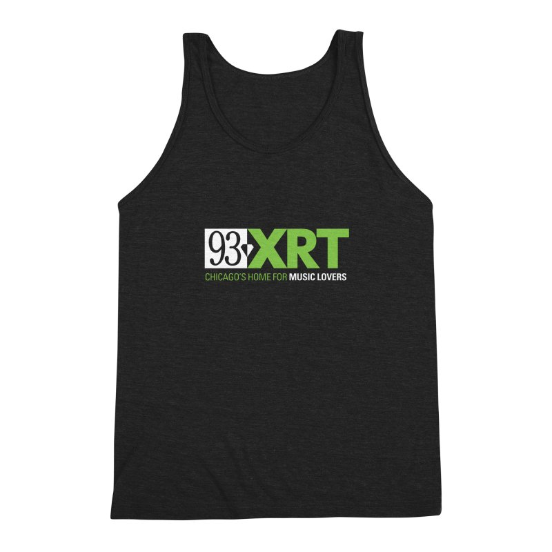 Chicago's Home for Music Lovers Men's Triblend Tank by 93XRT