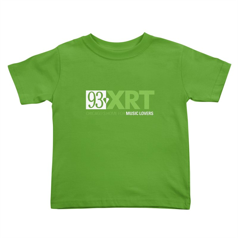 Chicago's Home for Music Lovers Kids Toddler T-Shirt by 93XRT