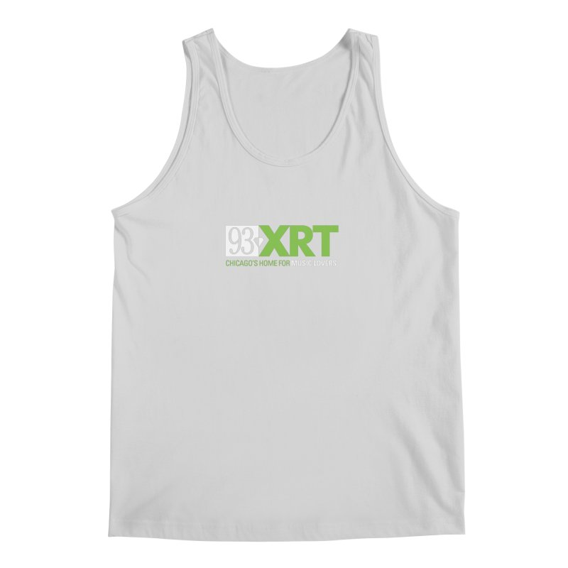 Chicago's Home for Music Lovers Men's Regular Tank by WXRT's Artist Shop